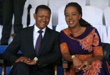 Photo of Governor Alfred Mutua Marks Wife's 36th Birthday With Lovely Message
