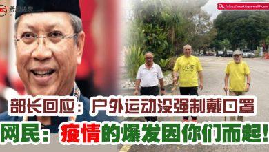 """Photo of 安努亚""""无罩""""散步照引网民围剿 怒斥部长坏榜样!"""