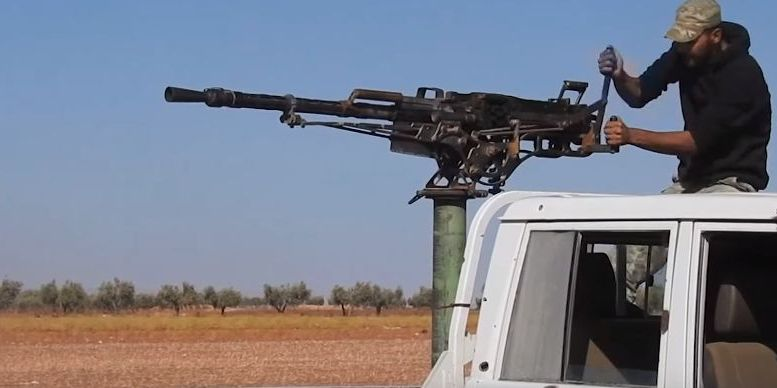 Syria/Turkey Fighting