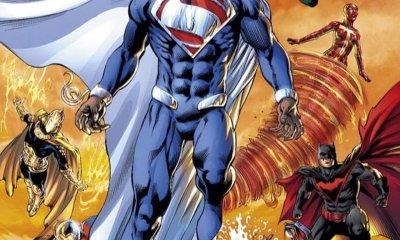 Val-Zod, the Black Superman