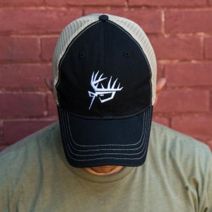 Breaking Point Logo Mesh Hat