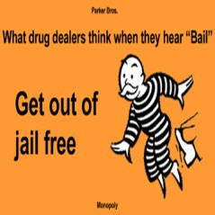 get out of jail free card square