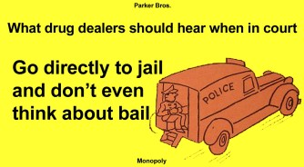 Dealers should go directly to jail