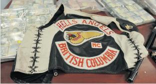 hells angels jacket