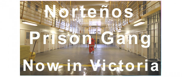 Who is Norteños; why is it in Victoria?