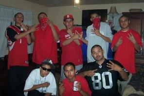 Norteños gang members