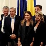 """Legendele sportului românesc, conferinţă-manifest la Senat: """"Ajutor! Sportul românesc are nevoie de finanţare"""""""