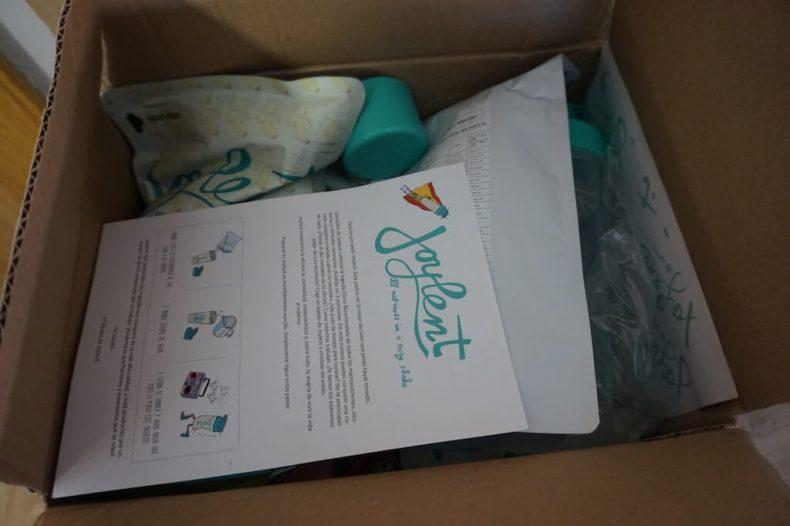 joylent caja