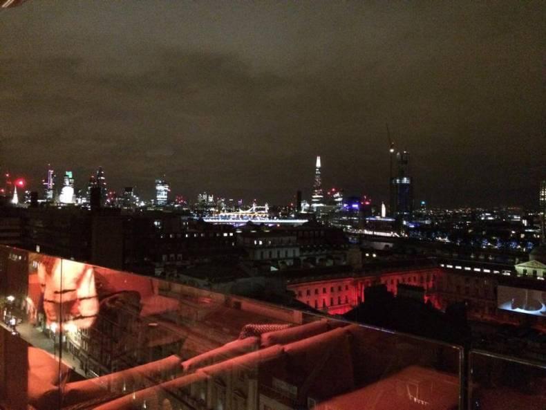 vistas radio rooftop