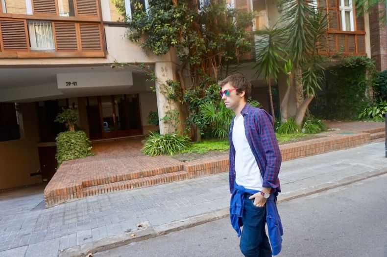outfit barcelona