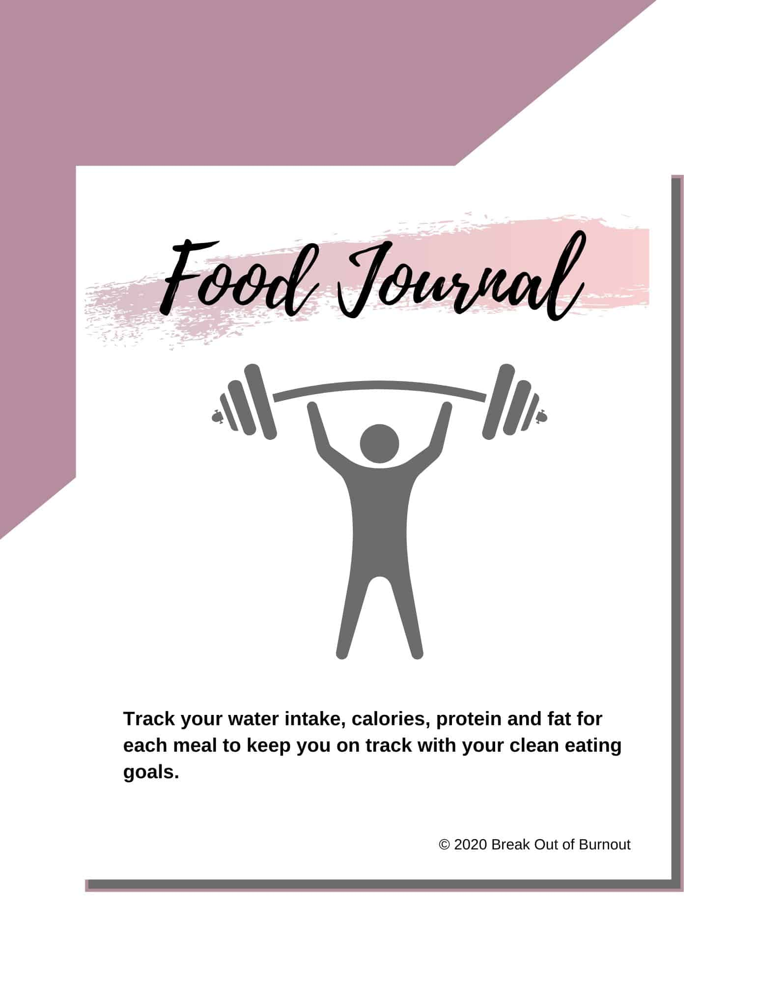 Food Journal
