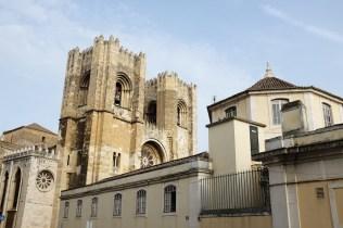 Lisbonne-Sé-cathédrale-Alfama-Graça