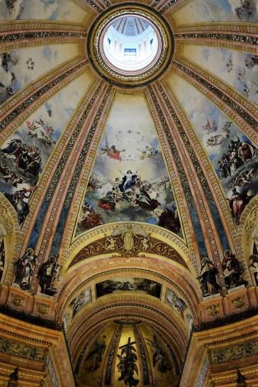 Madrid-Latina-basilique-San Francisco El Grande-coupole