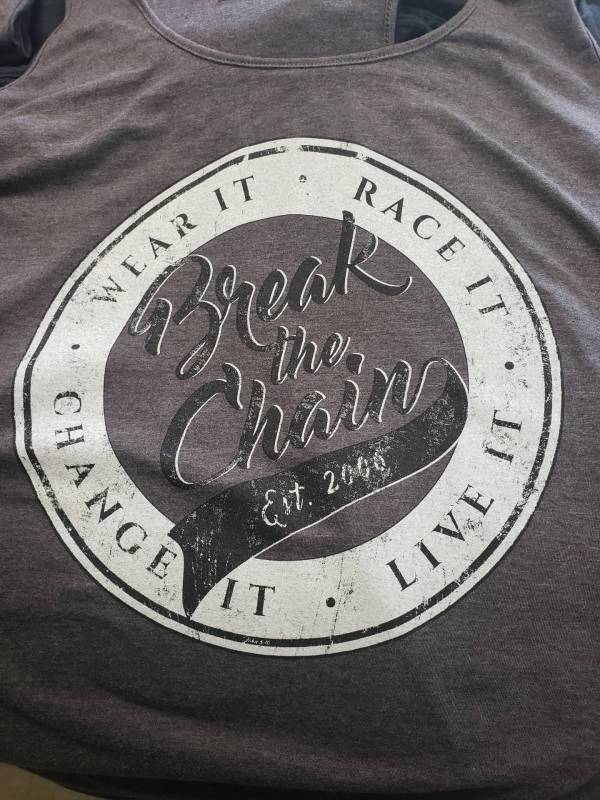 Break the Chain Established Grey T-Shirt