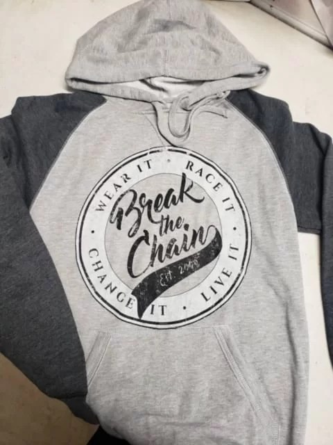 Break the Chain Established Hooded Sweat Shirt