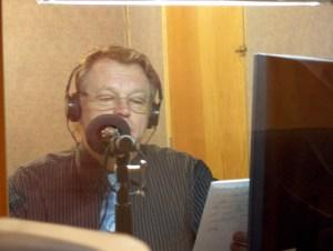 Screenshot of BBN 4 Jesus Radio playing