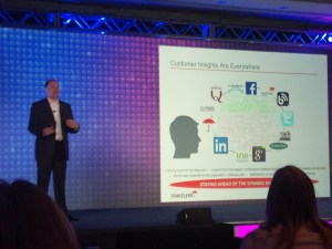 Henry Edinger, chief customer officer at Travelers, sees customer insights everywhere