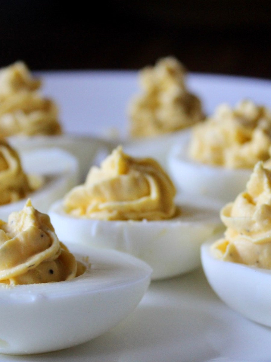 Deviled eggs with relish, best deviled egg recipe