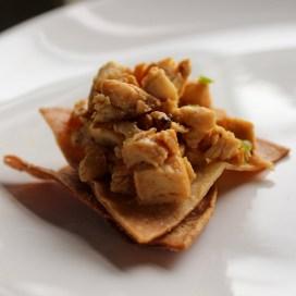 Air fryer tortilla chips