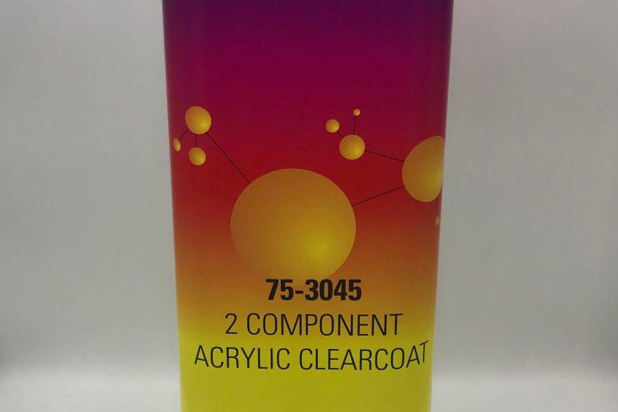 Omi-cron 2k acrylic clearcoat