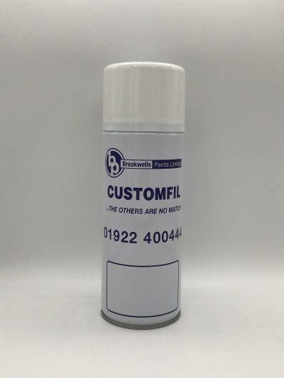 High build primer aerosol