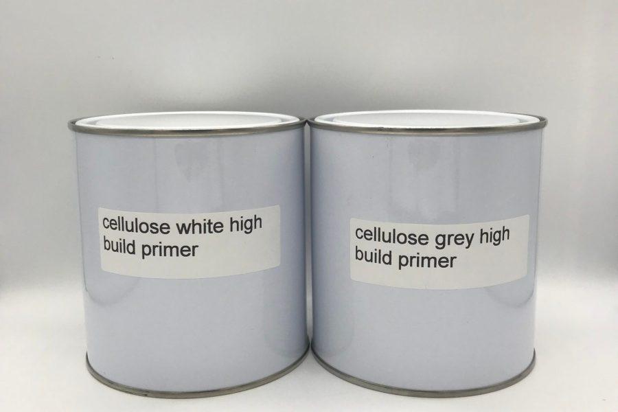 cellulose high build primer