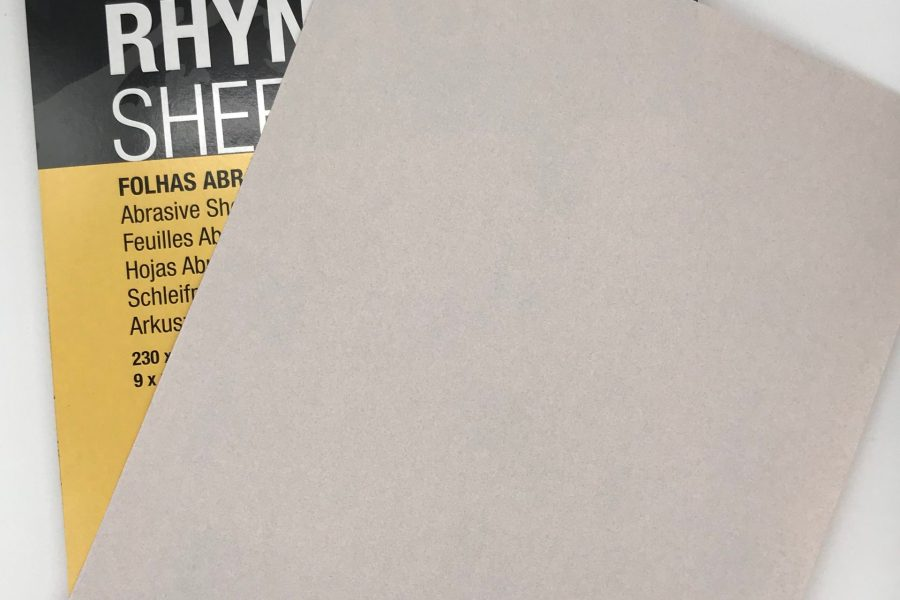 Production paper individual sheets