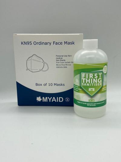 Mask & Sanitizer deal