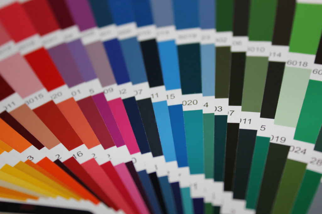 Did you know we offer a custom colour matching service?