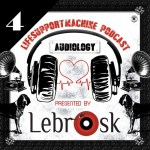 Lebrosk – Audiology Podcast #4 (Guestmix By Janette Slack)