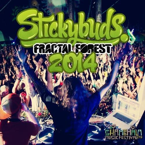 Stickybuds - Fractal Forest Mix - Shambhala 2014