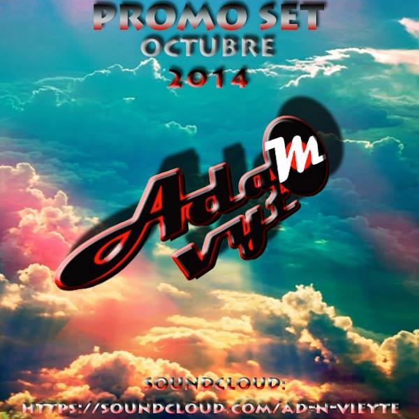 Adam Vyt - Promo Mix October 2014