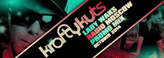Krafty Kuts - Lady Waks Radio Show Promo Mix