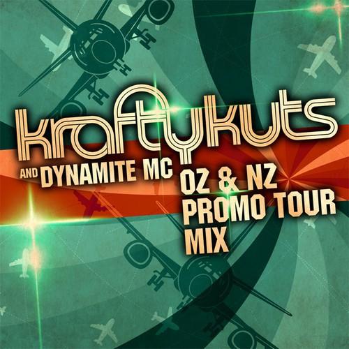 Krafty Kuts & Dynamite MC - Promo OZ & NZ Tour Mix