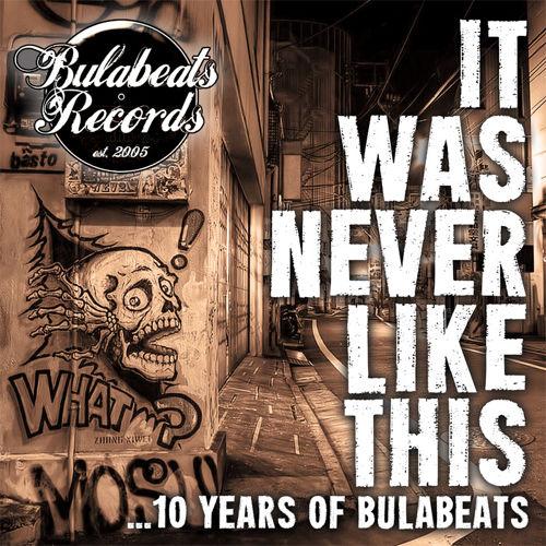 Crashgroove - 10 Years of Bulabeats
