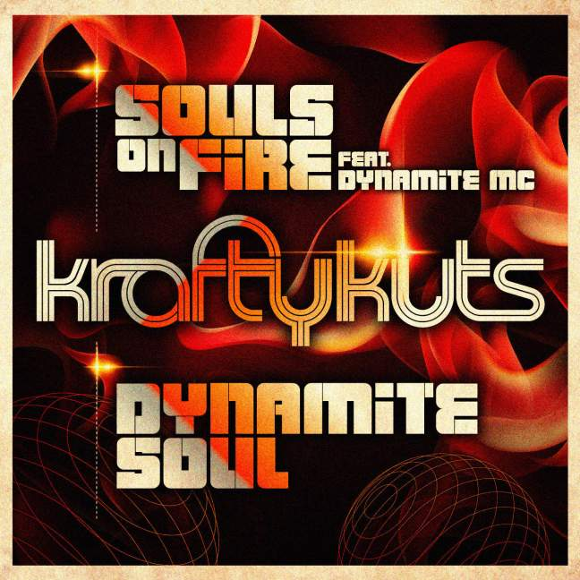 KK Souls On Fire & Dynamite Soul - Artwork