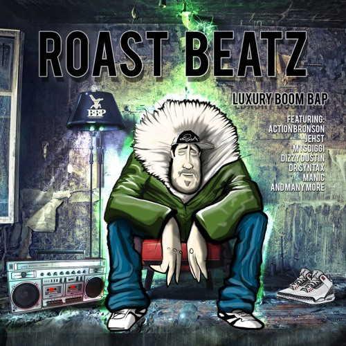 DJ Roast Beatz - Luxury Boom Bap Promo Mix