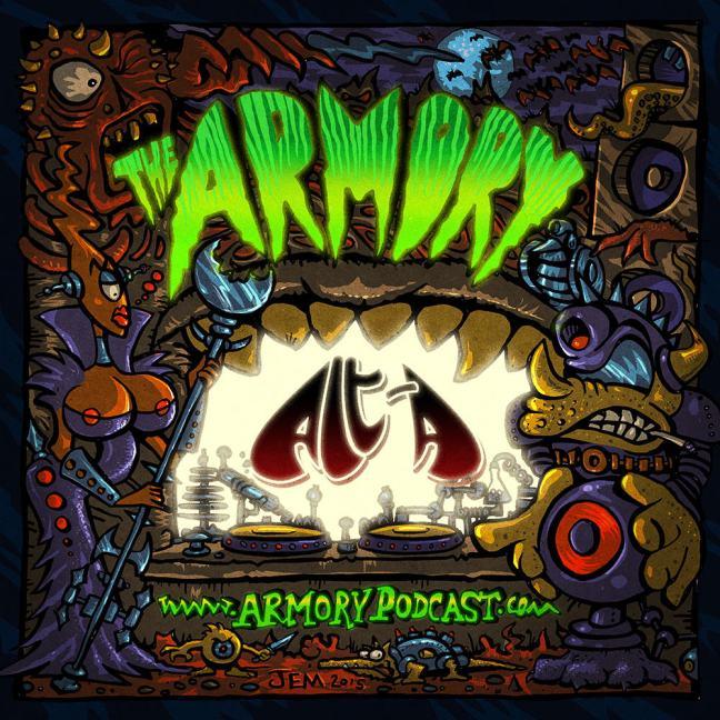 Alt-A - The Armory Podcast 098