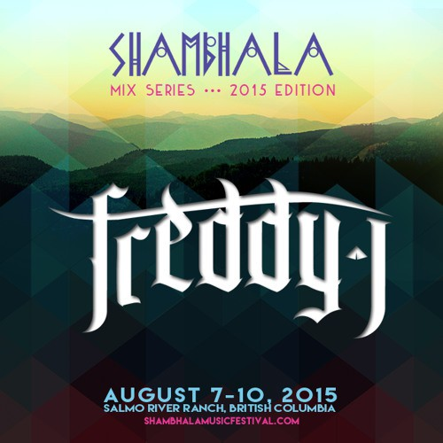 Freddy J - SMF 2015 Mix Series 011