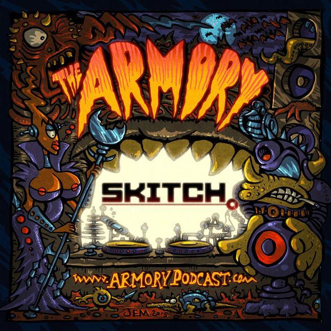 DJ Skitch - The Armory Podcast 104