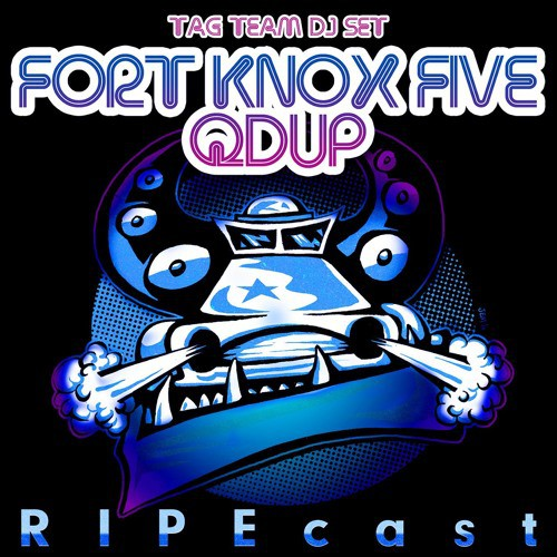 Fort Knox Five & Qdup - Old School Breaks Tribute to Jon H - RIPEcast