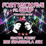 Fort Knox Five ft. Qdup – Four Deck DJ Set – Shambhala 2015