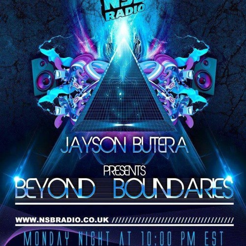 Jayson Butera – Beyond Boundaries NSB Radio – 12.10.2015