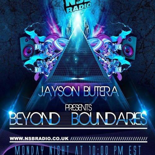 Jayson Butera – Beyond Boundaries NSB Radio – 12.10.2015