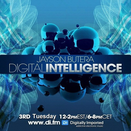Jayson Butera - Digital Intelligence 002 - Guest Mix Under This