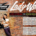 Orebeat – Lady Waks Guest Mix – 29.9.2015