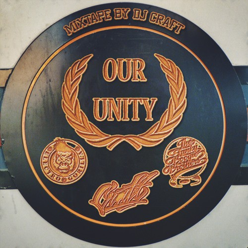 DJ Craft - Our Unity Mixtape