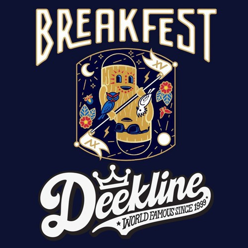 Deekline - Breakfest 2015 DJ Mix