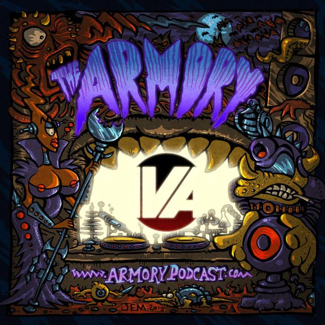 Iva - The Armory Podcast 127