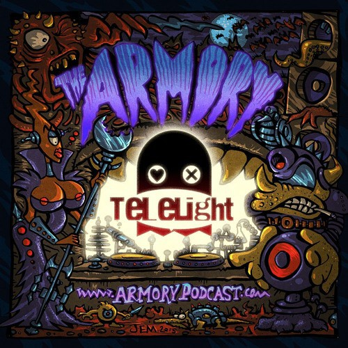 TeleLight - The Armory Podcast 131
